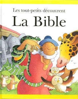 Les tout-petits découvrent la Bible