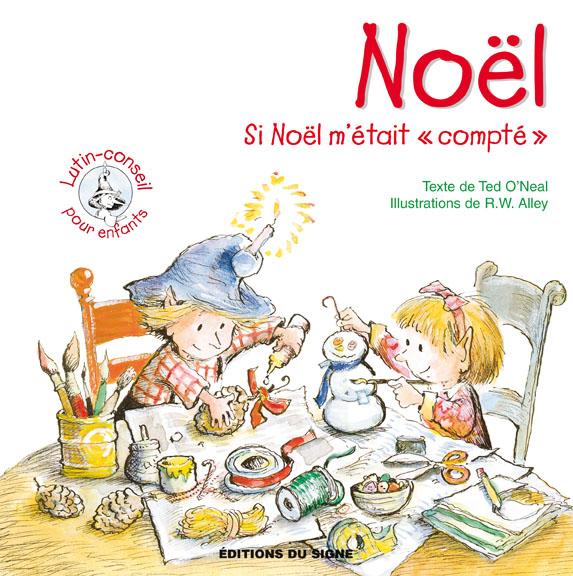 """Si Noël m'était """"compté"""""""