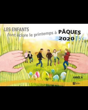 Les enfants font éclore le printemps à Pâques 2020