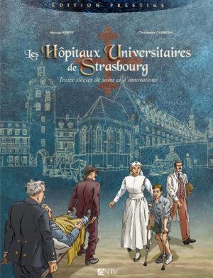 BD Hôpitaux Universitaires de Strasbourg (édition prestige)